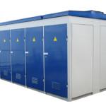Декларация на комплектные трансформаторные подстанции (КТП)